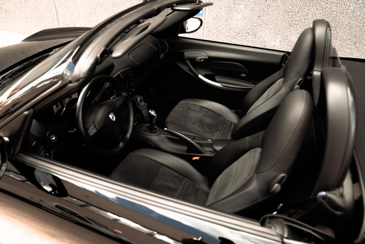 2000 Porsche  Boxster S 3.2 25