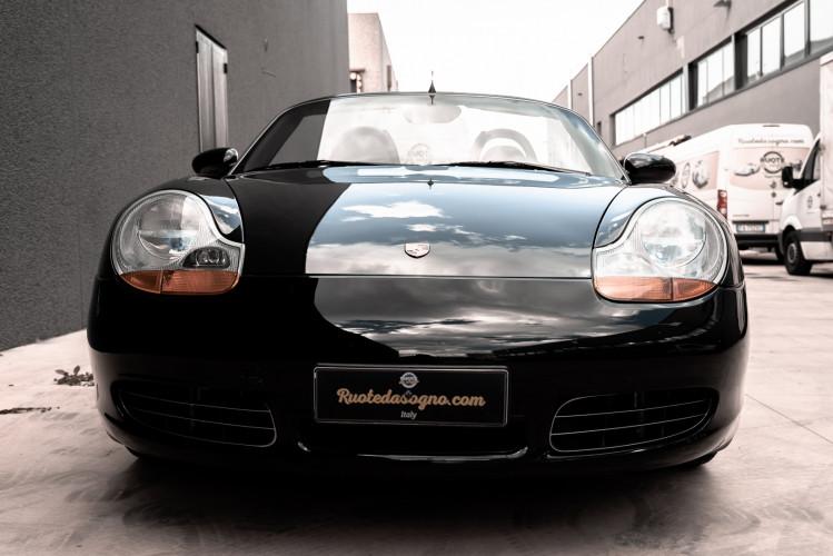 2000 Porsche  Boxster S 3.2 12