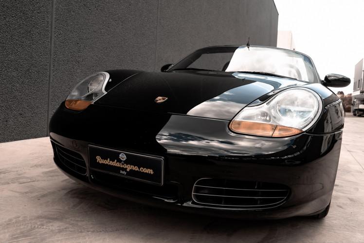 2000 Porsche  Boxster S 3.2 1