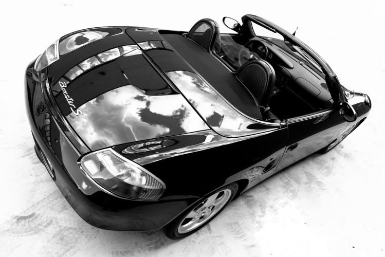 2000 Porsche  Boxster S 3.2 15