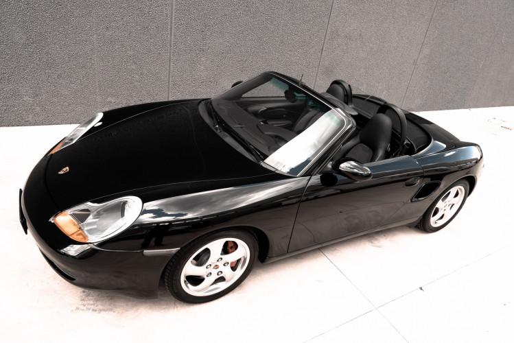 2000 Porsche  Boxster S 3.2 16