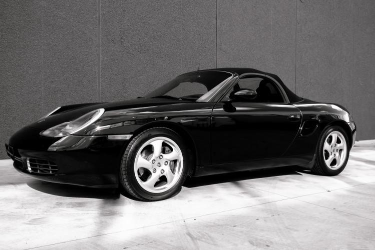 2000 Porsche  Boxster S 3.2 2