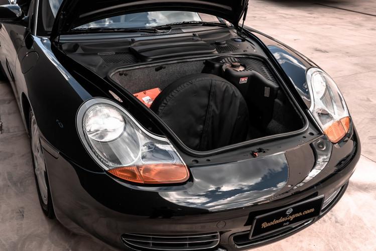 2000 Porsche  Boxster S 3.2 47