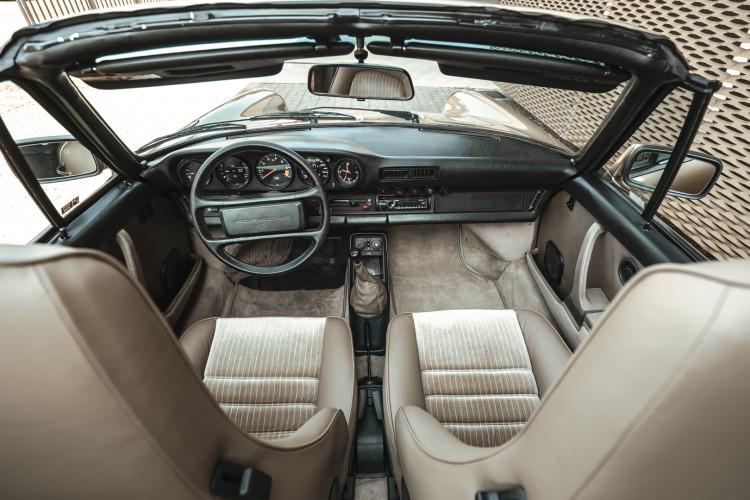 1985 Porsche 911 Carrera 3.2 Targa 40