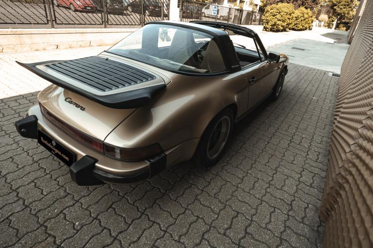 1985 Porsche 911 Carrera 3.2 Targa 14
