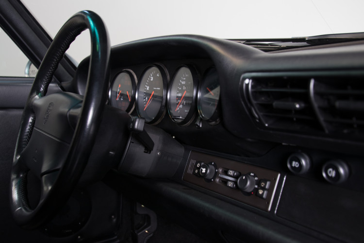 1995 Porsche 993 Carrera RS 11
