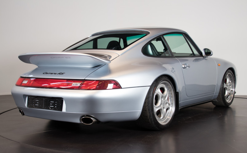 1995 Porsche 993 Carrera RS 4