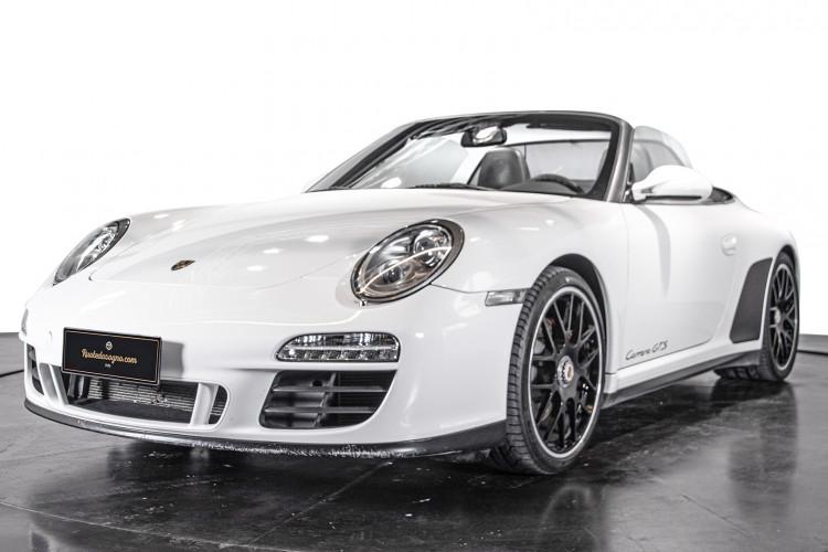 2011 PORSCHE 997 CARRERA GTS CABRIOLET 0