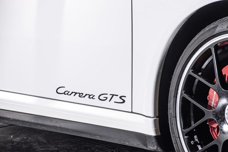 2011 PORSCHE 997 CARRERA GTS CABRIOLET 47
