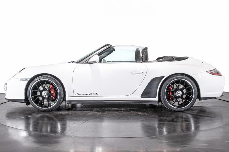 2011 PORSCHE 997 CARRERA GTS CABRIOLET 7