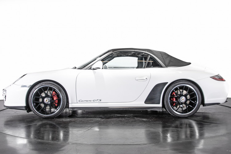 2011 PORSCHE 997 CARRERA GTS CABRIOLET 14