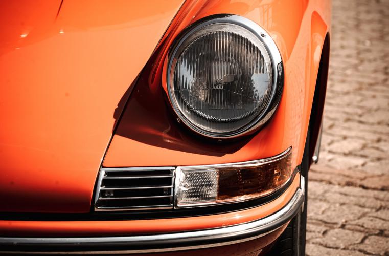 1969 Porsche 911 T 2.0 17