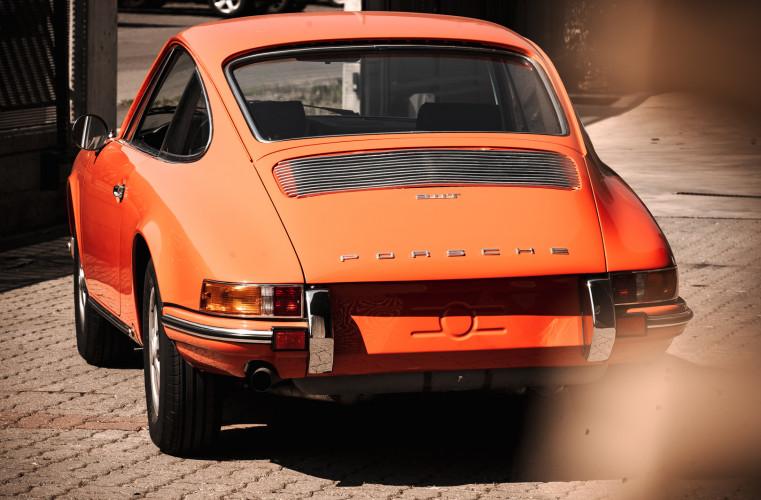 1969 Porsche 911 T 2.0 7