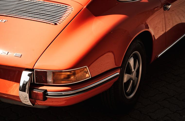 1969 Porsche 911 T 2.0 26