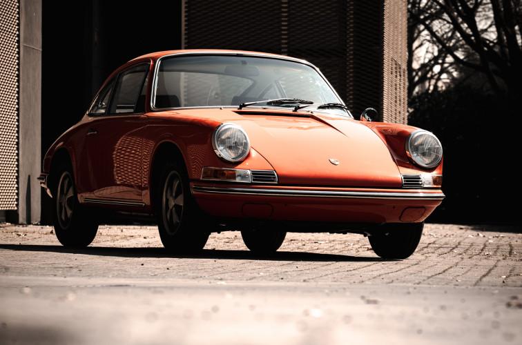 1969 Porsche 911 T 2.0 0