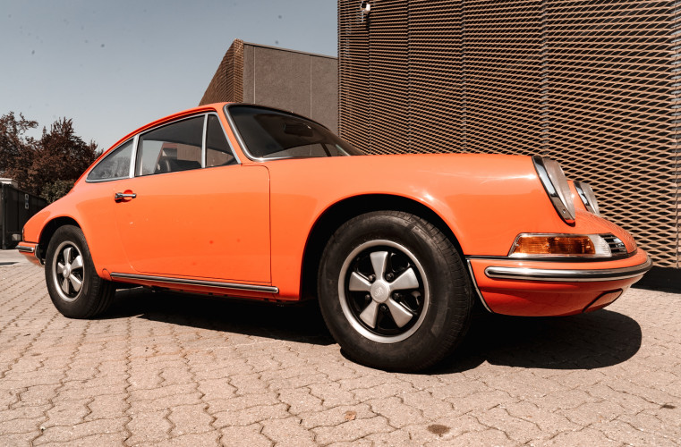 1969 Porsche 911 T 2.0 11