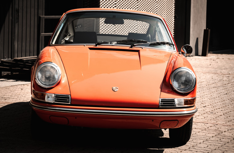 1969 Porsche 911 T 2.0 3