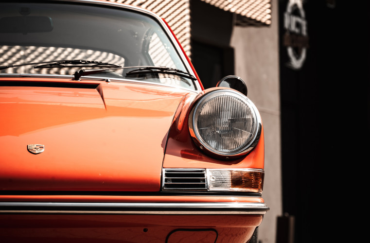 1969 Porsche 911 T 2.0 14