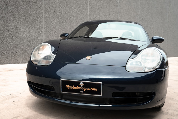 1999 Porsche 996 Carrera Coupè 3