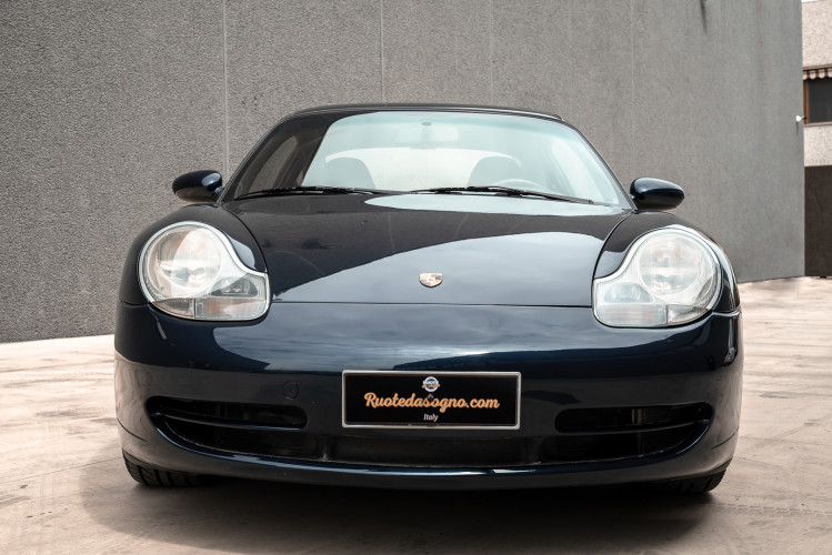 1999 Porsche 996 Carrera Coupè 2