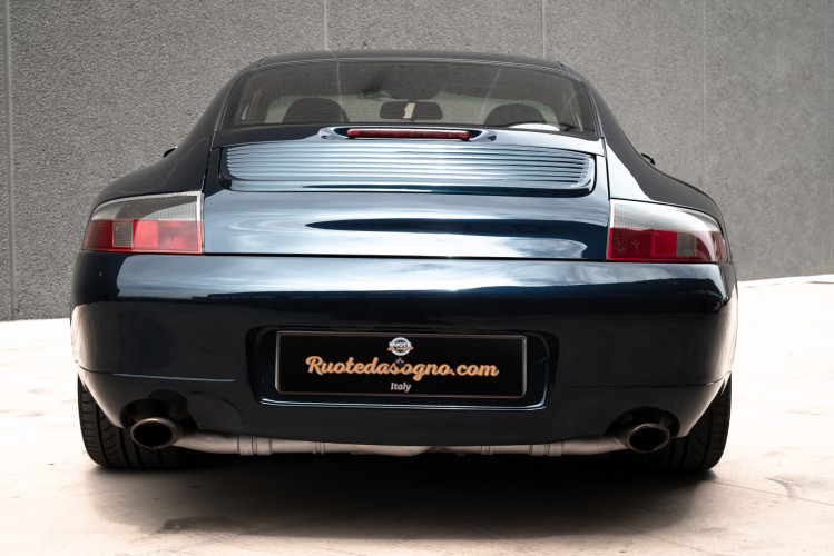 1999 Porsche 996 Carrera Coupè 8