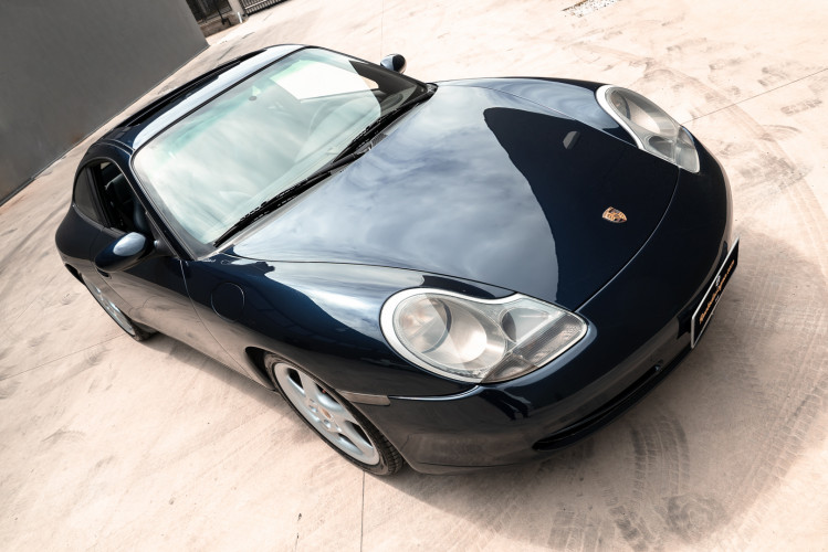 1999 Porsche 996 Carrera Coupè 12