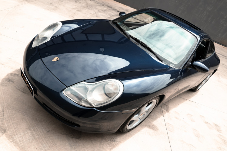 1999 Porsche 996 Carrera Coupè 11
