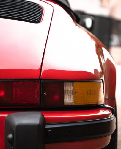 1988 Porsche 911 Carrera 3.2 Cabrio G50 11