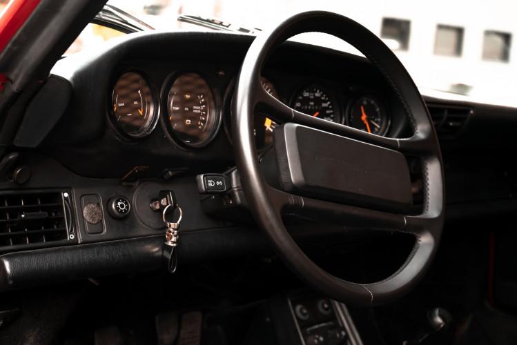 1988 Porsche 911 Carrera 3.2 Cabrio G50 22