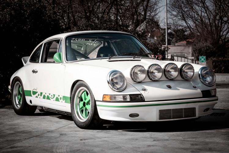 1973 Porsche 911 2.4 S/F  0