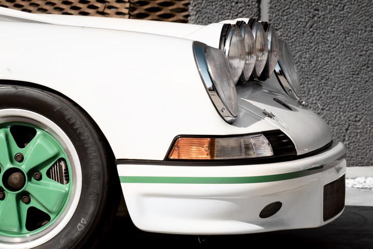 1973 Porsche 911 2.4 S/F  6