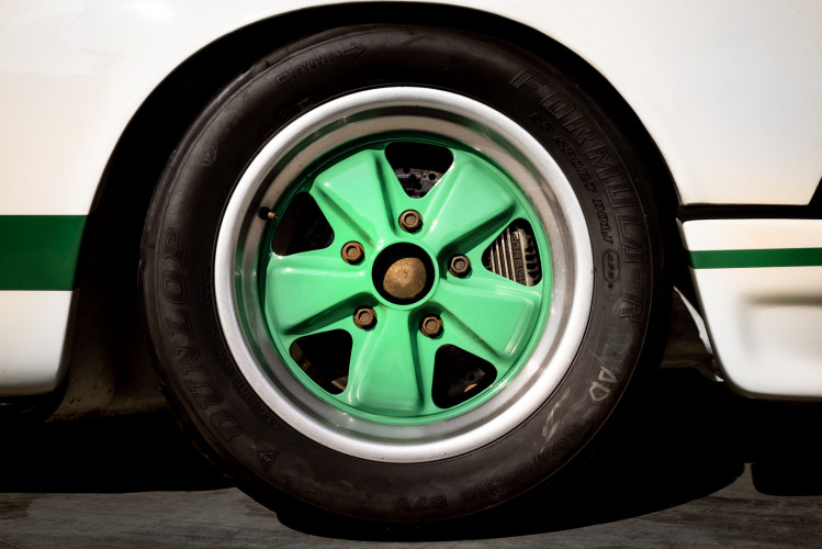 1973 Porsche 911 2.4 S/F  35