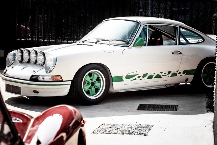 1973 Porsche 911 2.4 S/F  3