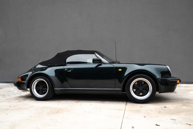 1989 Porsche 911 Speedster Turbo Look 1