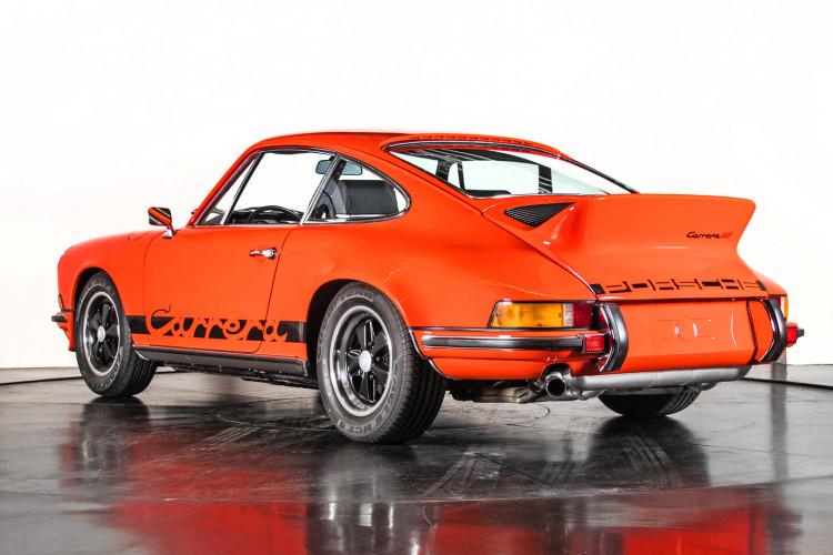 1973 Porsche 911 Carrera 2.7 RS 2