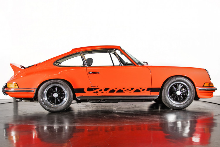 1973 Porsche 911 Carrera 2.7 RS 6