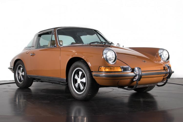 1972 Porsche 911T - 2.4 Targa 0
