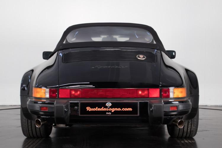 1989 Porsche Speedster 911 17