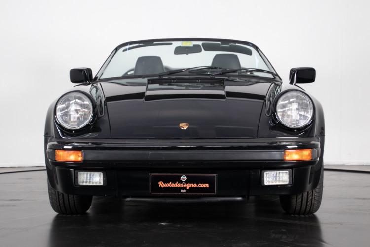 1989 Porsche Speedster 911 11