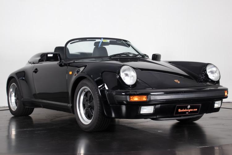 1989 Porsche Speedster 911 10