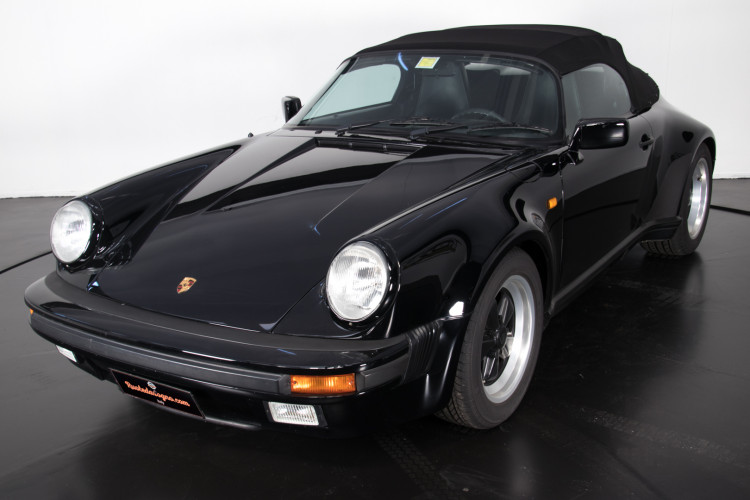 1989 Porsche Speedster 911 22