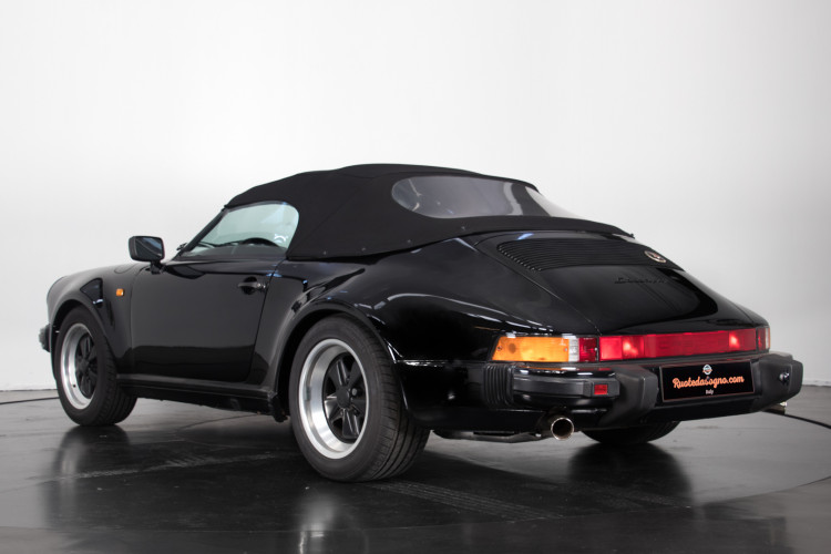 1989 Porsche Speedster 911 16