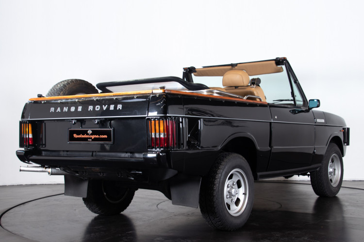 "1979 Range Rover II° serie Cabriolet ""Pavesi""  5"