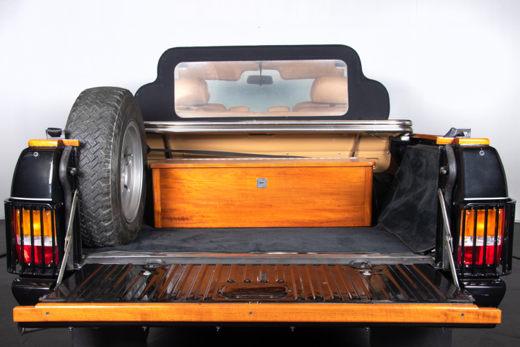 "1979 Range Rover II° serie Cabriolet ""Pavesi""  22"