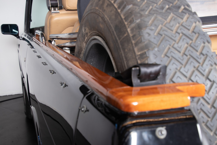 "1979 Range Rover II° serie Cabriolet ""Pavesi""  27"
