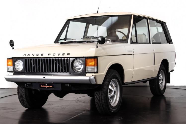 1976 RANGE ROVER 0