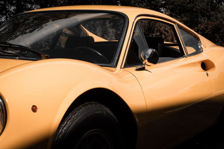 1972 Ferrari Dino 246 GT 49