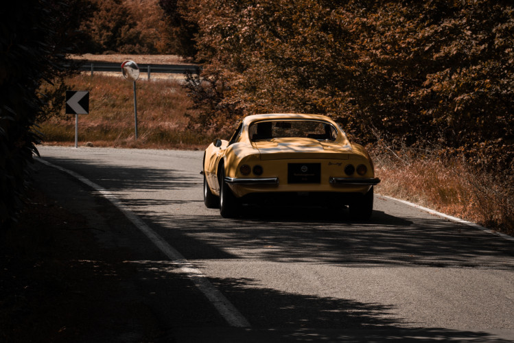 1972 Ferrari Dino 246 GT 4