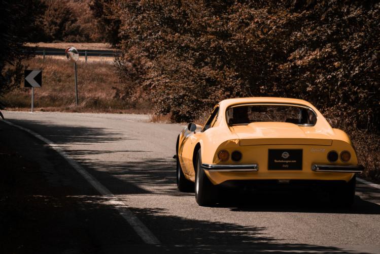 1972 Ferrari Dino 246 GT 69