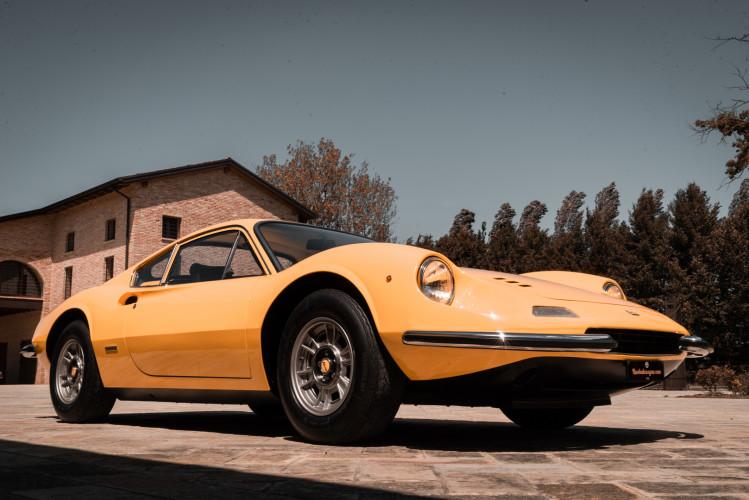 1972 Ferrari Dino 246 GT 73